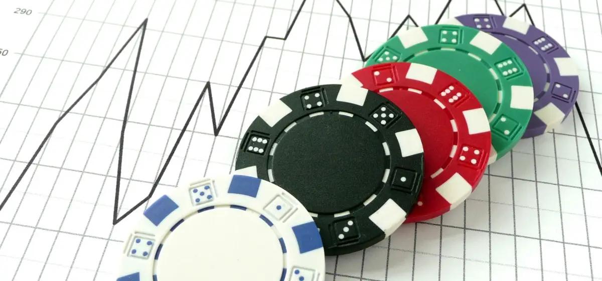 Aceitar o risco dos jogos de azar