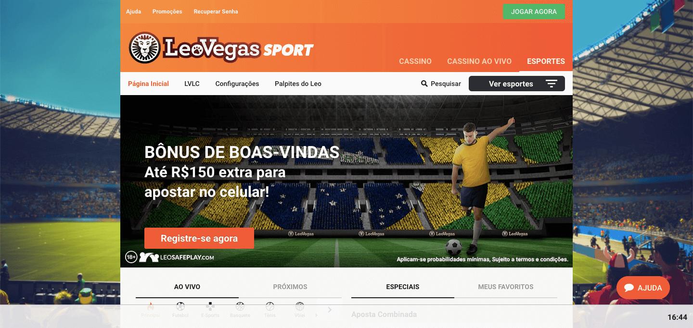 LeoVegas Br