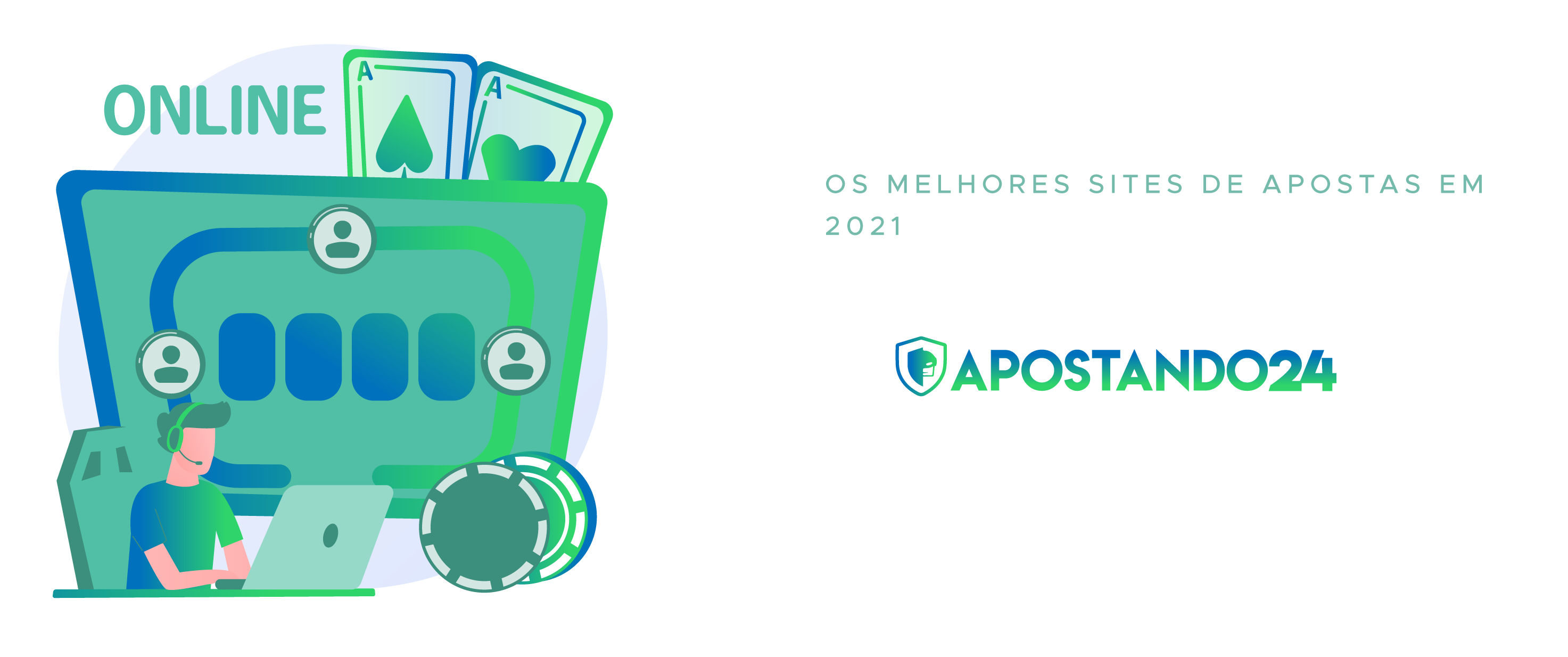 Os melhores sites de apostas em 2021